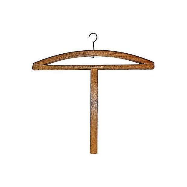 Antique Belgian Hangers - Set of 4 - Image 3 of 5