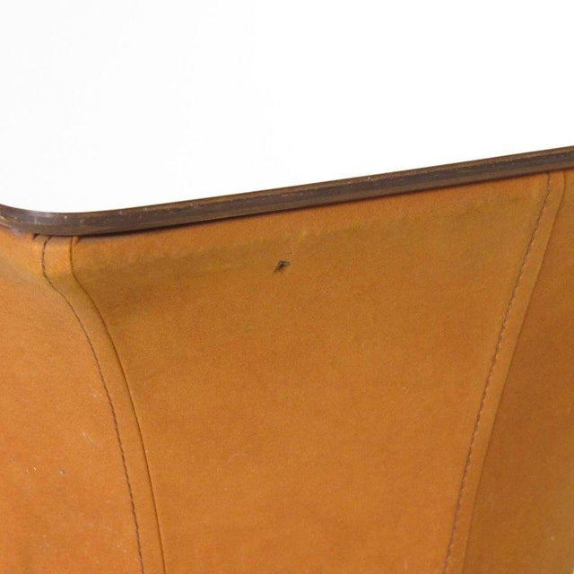 Pierre Paulin Style Mid-Century Modern Mushroom Side Tables - a Pair For Sale - Image 10 of 11