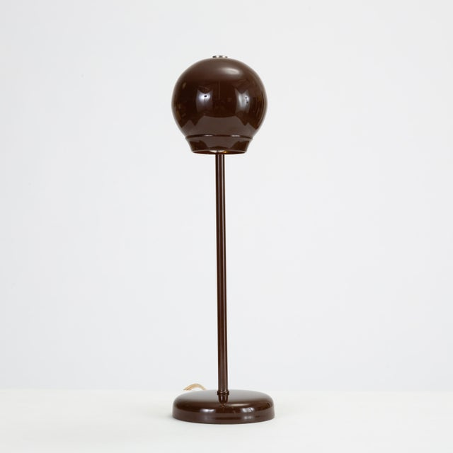 Eyeball Table Lamp by Robert Sonneman for George Kovacs For Sale - Image 9 of 9