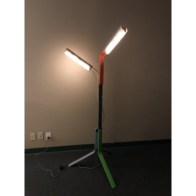 Rich Brilliant Willing Rich Brilliant Willing Custom Branch Floor Lamp For Sale - Image 4 of 11