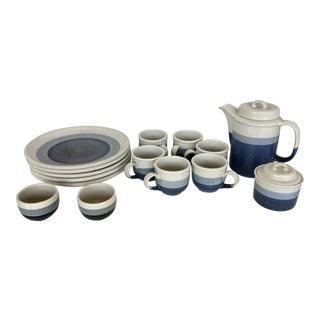 Otagiri Stoneware Breakfast Set