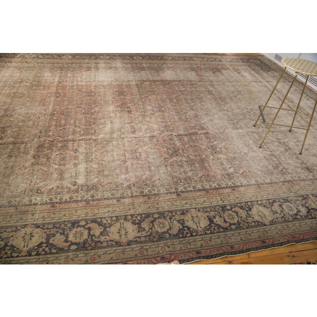 Distressed Kaisari Carpet - 11′ × 18′ - Image 5 of 10