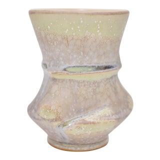 A.j. Argentina Folk Modern Wabi Sabi Bud Vase For Sale