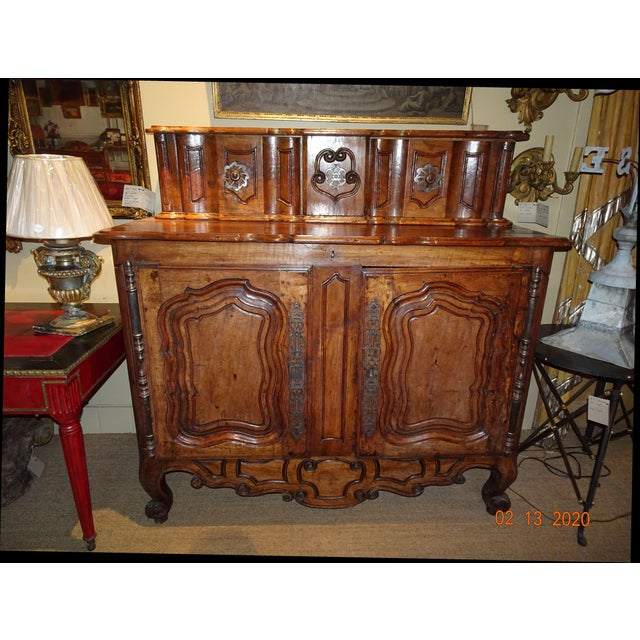 18th Century Walnut Buffet For Sale - Image 11 of 11