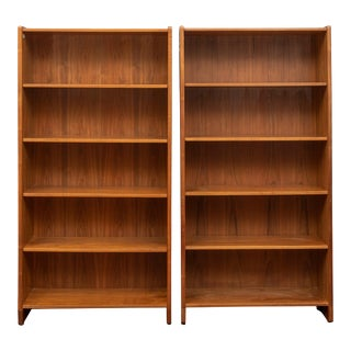 Jens Risom Bookcases For Sale