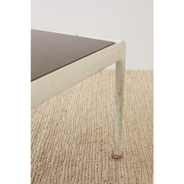 Richard Schultz for Knoll Aluminum Cocktail Table For Sale - Image 10 of 13