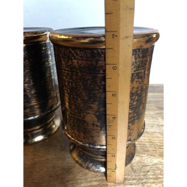 Vintage Mid Century Modern Stangyl Pottery - a Pair For Sale - Image 9 of 12