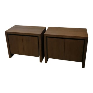 Mid Century Dillinham Nightstands - A Pair For Sale