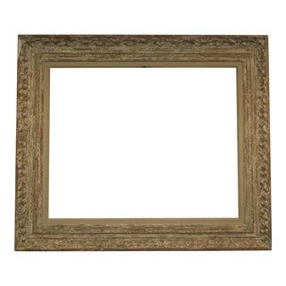 Antique Italian Art Frame For Sale