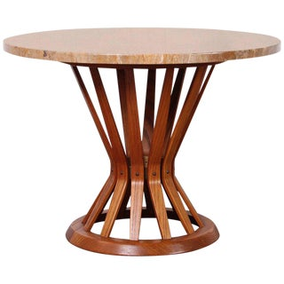 Dunbar Sheaf of Wheat Table by Edward Wormley For Sale