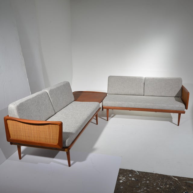 Peter Hvidt & Orla Mølgaard-Nielsen Fd451 Daybed Living Room Set For Sale - Image 12 of 13
