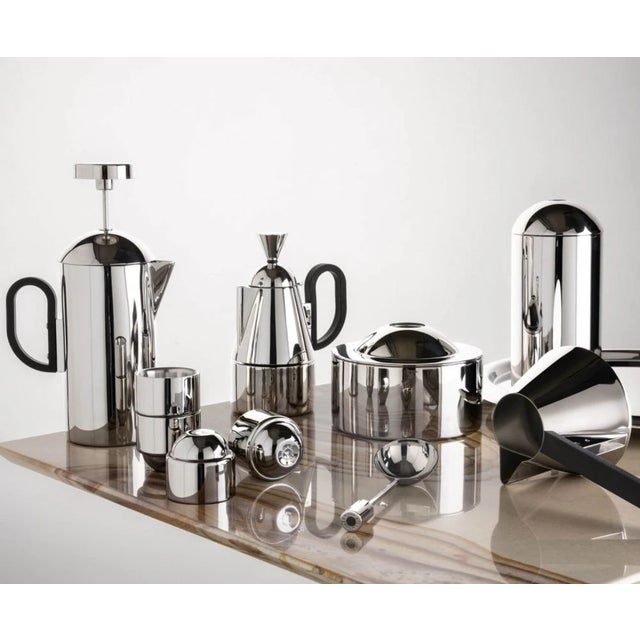 2010s Tom Dixon Brew Milk Pan Stainless Steel For Sale - Image 5 of 6