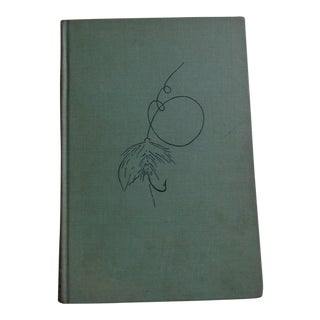 Vintage 1930s Thy Rod and Thy Creel Fishing Book For Sale