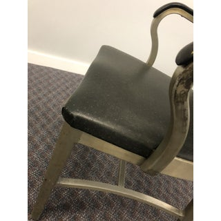 Vintage Industrial Aluminum Office Chair - Goodform by General Fireproofing Preview