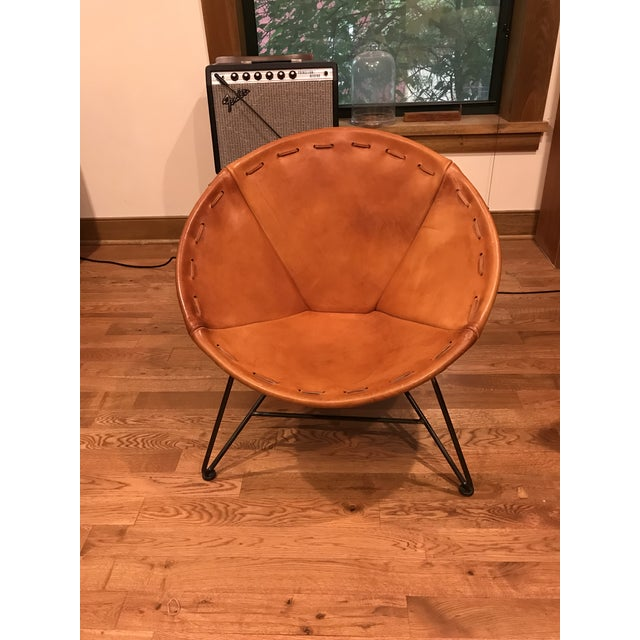 My favorite chair kept lovingly in my condo for its whole life. Not much wear as it was mostly used as an accent chair....