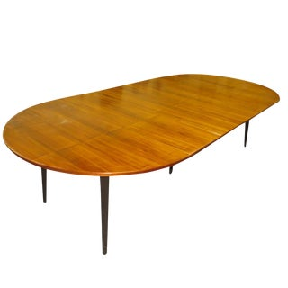Dunbar Edward Wormley Tawi Top Dining Table For Sale