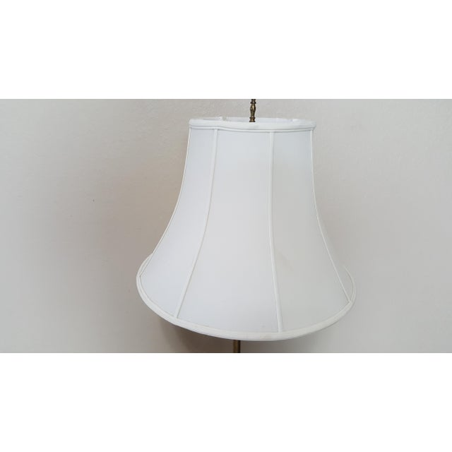 Vintage Knob Creek Mid Century Table Floor Lamp For Sale In Naples, FL - Image 6 of 13