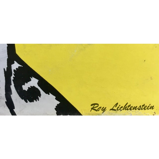 Roy Lichtenstein Record Cover Art For Sale - Image 4 of 5