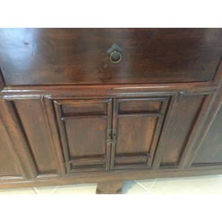19th Century Asian Wooden Buffet Preview