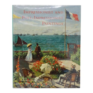 Impressionist and Post-Impressionist Paintings in the Metropolitan Museum of Art For Sale
