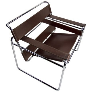 Knoll International Wassily Chair by Marcel Breuer, 1960's For Sale
