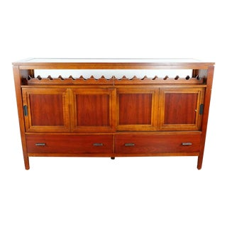 Stanley Furniture Wine Buffet For Sale