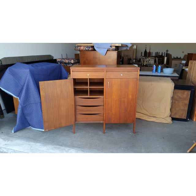 1960s 1960's Paul McCobb for Lane Delineator High Chest For Sale - Image 5 of 9
