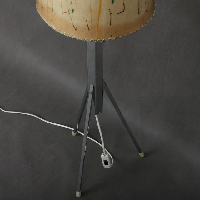 1960s Tripod Rocket Lamp For Sale - Image 5 of 7