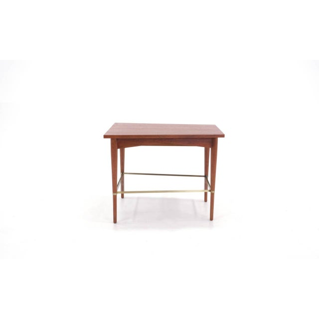 Paul McCobb Rare Paul McCobb Trapezoidal Side or End Table For Sale - Image 4 of 10