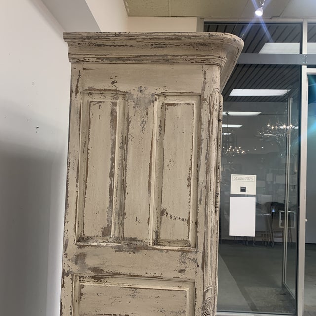 Wood Early 19th Century Antique French Armoire For Sale - Image 7 of 11