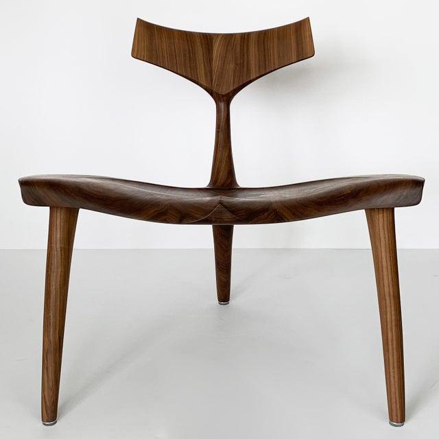 "Designer: Morten Stenbaek Denmark - Circa 2019 Dimensions: 27"" H x 29"" W x 26.5"" D Seat Height 15.5"" Condition: New...."