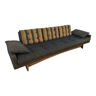Adrian Pearsall for Craft Associates Gondola Sofa For Sale