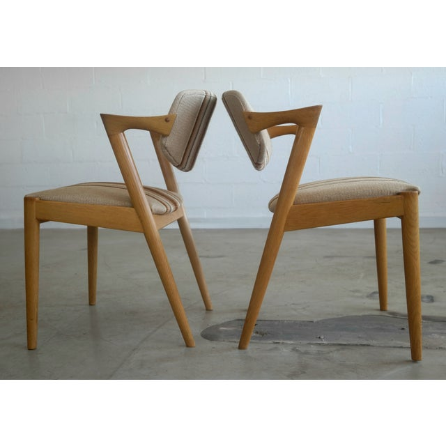 Kai Kristiansen Model 42 Dining Chairs - Set of 6 - Image 5 of 9