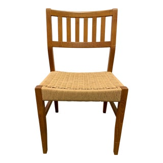 Mid-Century Danish Rosewood Side Chair For Sale