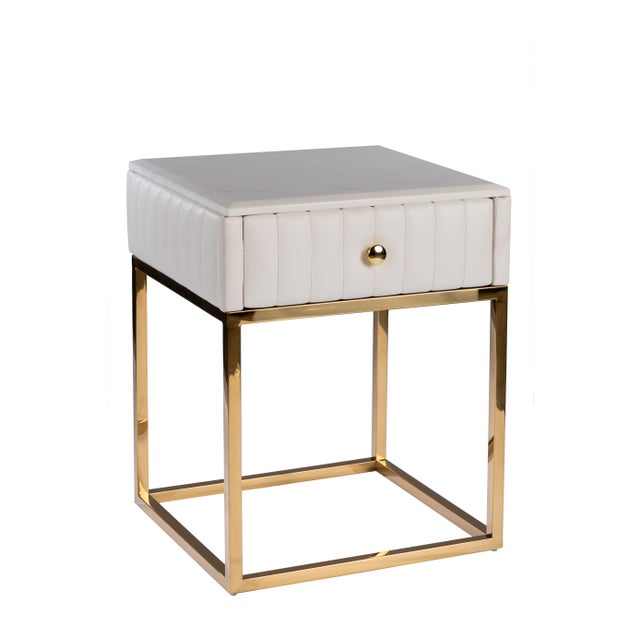 2020s Carolina End Table For Sale - Image 5 of 5