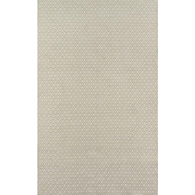 Erin Gates Newton Davis Green Hand Woven Recycled Plastic Area Rug 8' X 10' For Sale