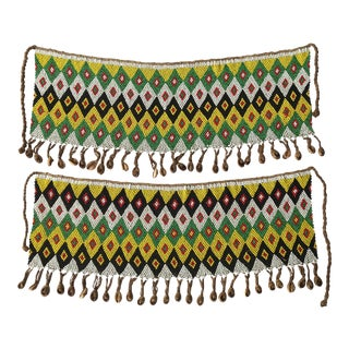 Apron Skirt Kirdi Beaded Ceremonial Pikuran