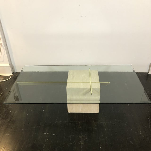 1970s Artedi Italian Marble Cocktail Table For Sale - Image 13 of 13