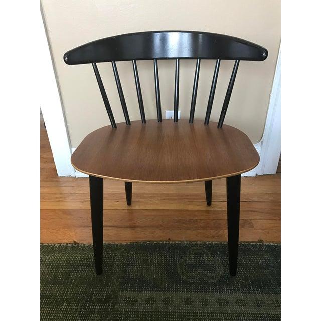 F.D.B. Mobler Danish Modern Side Chair - Image 2 of 5