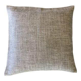 Pottery Barn Belgian Linen Pillow Cover For Sale