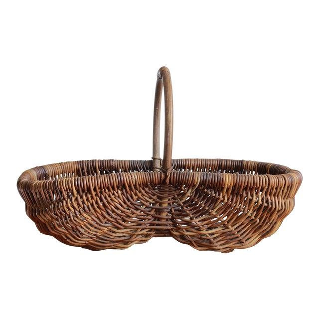 Indonesian Gathering Basket - Image 1 of 3