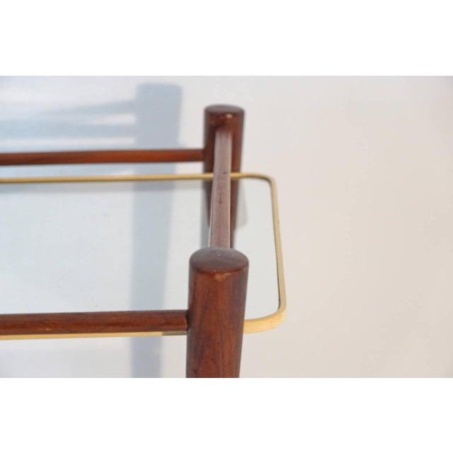 Cees Braakman Teak Searving Cart - Image 4 of 5