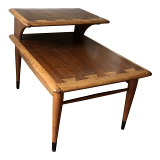 1968 Mid-Century Modern Lane Acclaim Side Table For Sale
