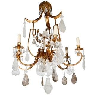 Ornate Italian Chandelier For Sale