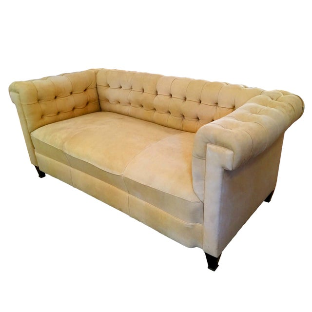 This 3 piece sofa set was designed in the style of Josef Hoffman, Austrian architect and designer and co-establisher of...