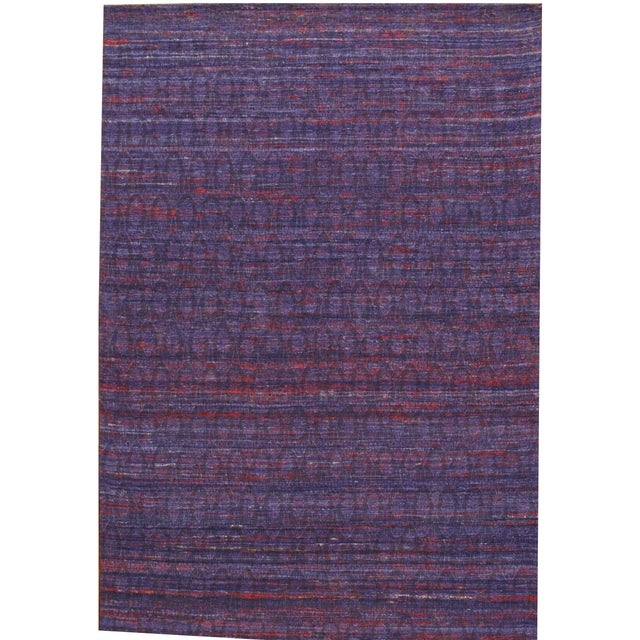 Pasargad Modern Collection Sari Silk Rug - 6' X 8' - Image 1 of 3