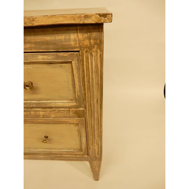 1950s Louis XVI Style Painted For Sale - Image 5 of 9