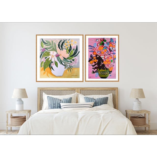 Still Life Gallery Wall, Set of 2 For Sale - Image 4 of 8