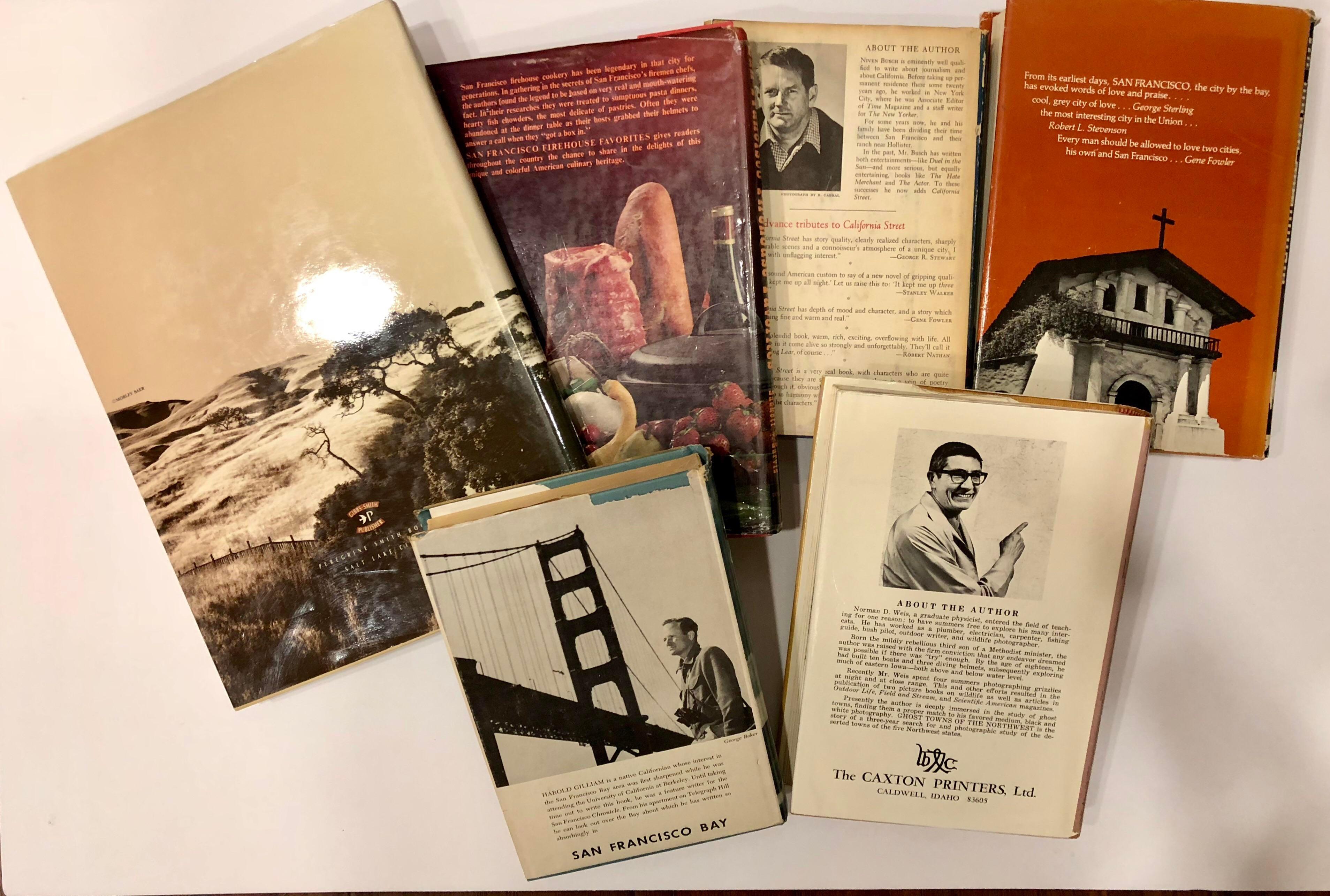 Vintage San Francisco U0026 West Coast History Books   Set Of 6   Image 5 Of