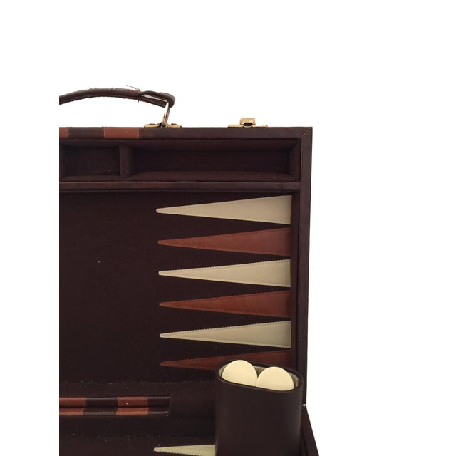 Vintage Backgammon Set - Image 2 of 5